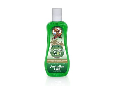 Australian Gold After-Sun Aloe Soothing Gel 8 oz