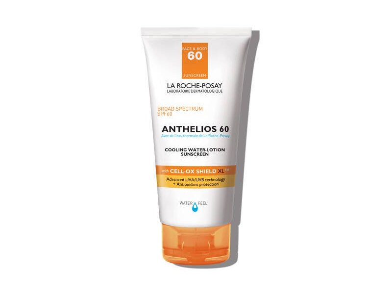 La Roche-Posay Anthelios Cooling Water-Lotion Sunscreen, SPF 60