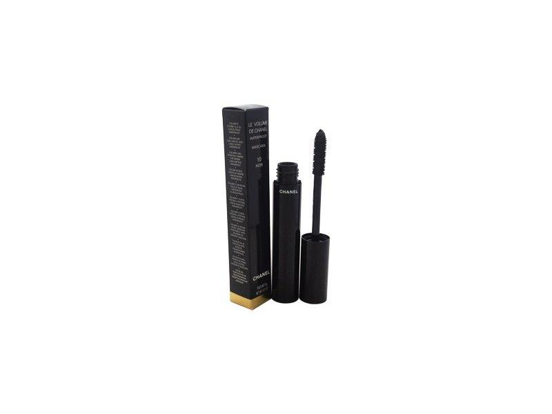 Le Volume De Chanel Waterproof Mascara, 10 Noir, 0.21 oz