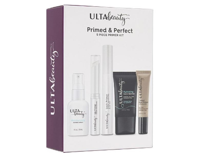 Ulta Beauty Primed & Perfect Primer Kit, 5 ct