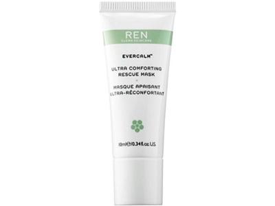 Ren EverCalm Ultra Comforting Rescue Mask, 0.34 fl oz