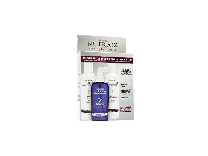 Zotos Naturelle Nutri-Ox Thinning Chemically Treated Hair System Kit