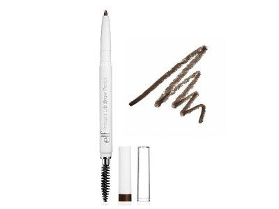 e.l.f. Essential Instant Lift Brow Pencil, Neutral Brown, 0.006 oz