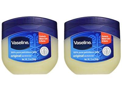 Vaseline 2-13oz 100% Pure Petroleum Jelly, 26oz - Image 5