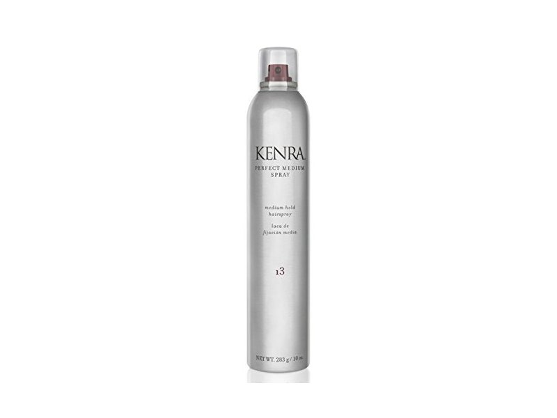 Kenra Perfect Medium Spray #13, 80% VOC, 10-Ounce