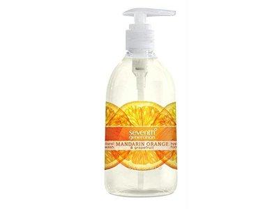 Seventh Generation Natural Hand Wash, Fresh Citrus, 12 fl oz - Image 1
