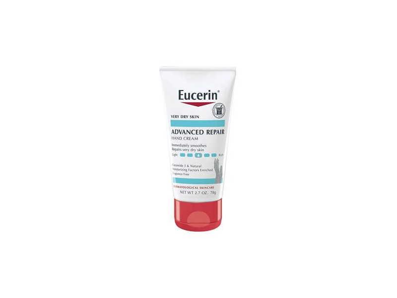 Eucerin Advanced Repair Hand Cream, 2.7 oz/76 g