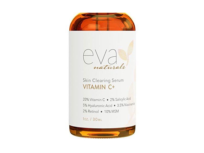 Eva Naturals Skin Clearing Serum Vitamin C+, 1 oz / 30 ml