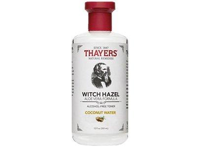 Thayers Coconut Water Witch Hazel Toner, 12 fl oz