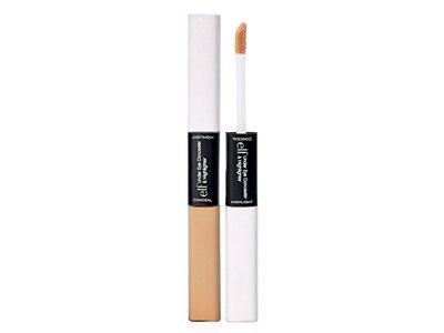e.l.f. Under Eye Concealer and Highlighter, Glow Medium, 0.17 Ounce