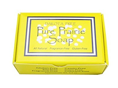Dakota Free Pure Prairie Soap (with Shea Butter), 4.5 oz