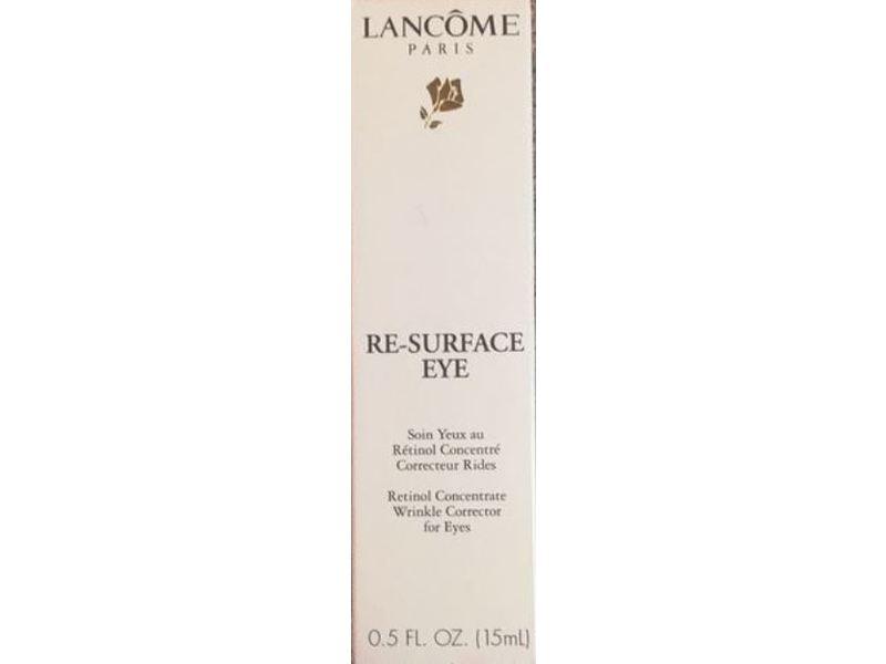 Lancome Re-Surface Eye, 0.5 fl oz
