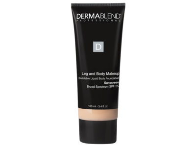 Dermablend Leg and Body Makeup Liquid Foundation 0N Fair Nude