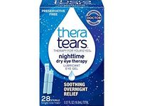 TheraTears Nighttime Dry Eye Therapy Lubricant Eye Gel, 0.57 fl oz (Pack of 3) - Image 2