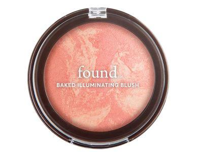 Found Baked Illuminating Blush, 60 Peach Glow, 0.22 oz
