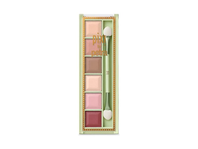 Pixi by Petra Mesmerizing Mineral Palette Sunset Mattes