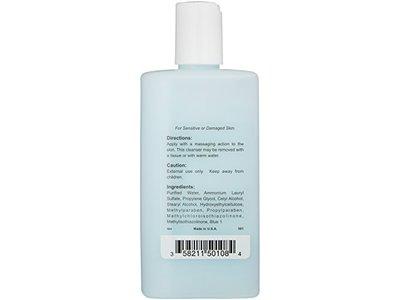 DermaTopix Non-Drying Gentle Cleansing Lotion, 8 fl oz - Image 3