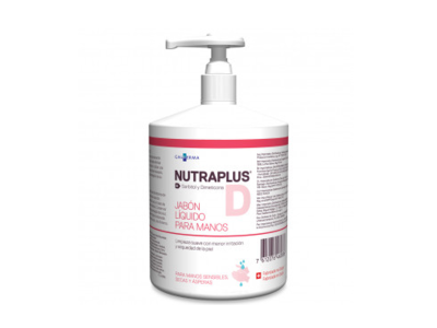 Nutraplus Jabon Liquido Para Manos, 500 mL