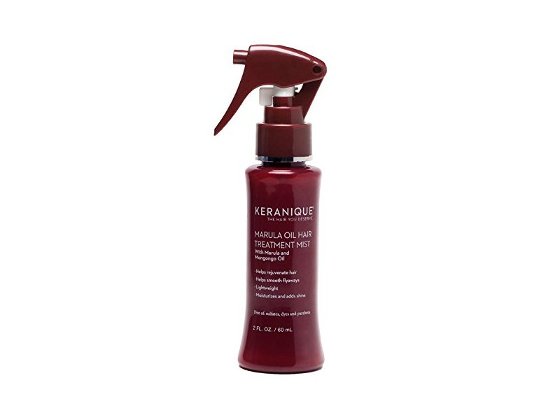 Keranique Marula Oil Hair Mist, 2 Fl Oz