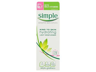 Simple Kind to Skin Hydrating Light Moisturiser 125ml - Image 6