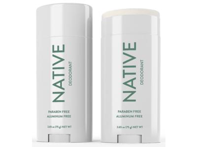 Native Deodorant, Aloe & Eucalyptus, 2.65 oz
