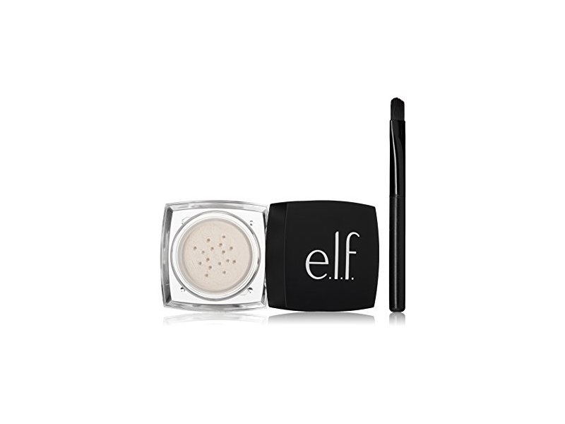 e l f smooth set eye powder sheer 0 07 oz ingredients and reviews
