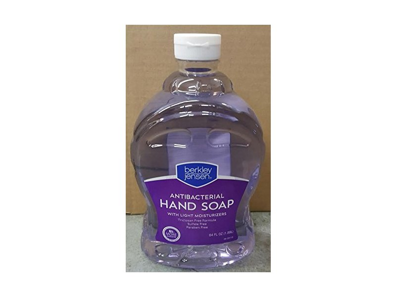 Softsoap Antibacterial Hand Soap With Light Moisturizers, 64 fl oz