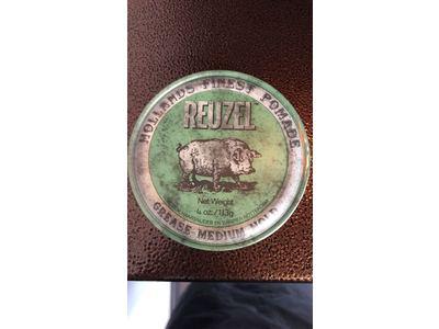 Reuzel Green Pomade, 4 oz - Image 5