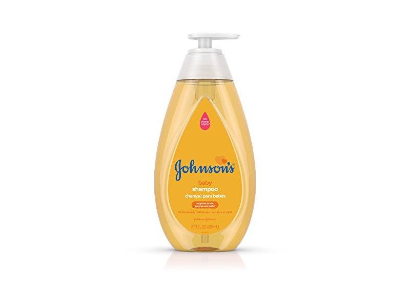 Johnson's Baby Tear Free Shampoo, 20.3 Fluid Ounce