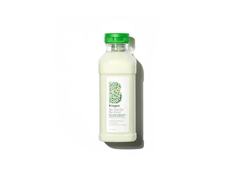 Briogeo Be Gentle, Be Kind Replenishing Superfood Conditioner, Kale + Apple, 12.5 fl oz