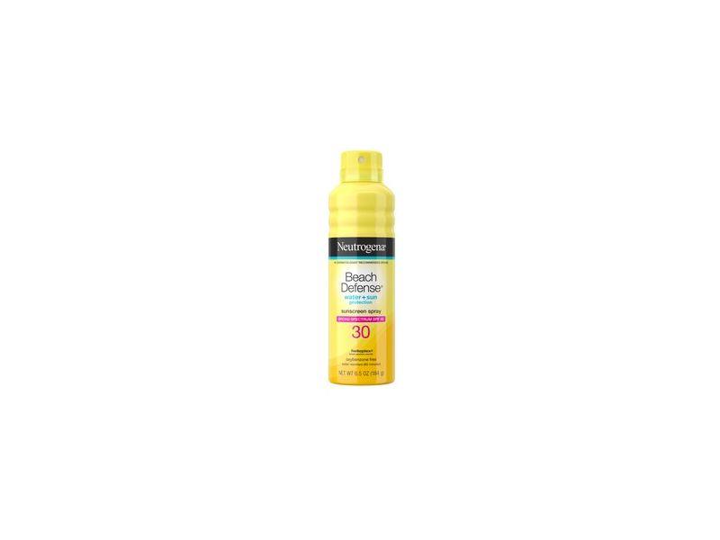 Neutrogena Beach Defense Oil-Free Body Sunscreen Spray SPF 30