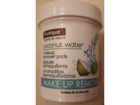Frutique Coconut Water Makeup Remover Pads, 65 Count - Image 3