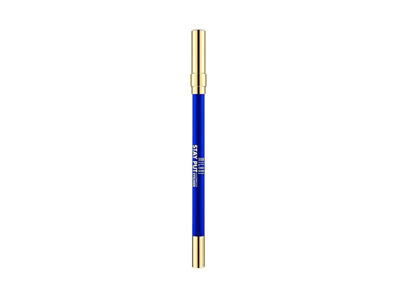 Milani Stay Put Waterproof Eyeliner Pencil, 05 Keep on Sapphire, 0.04 oz