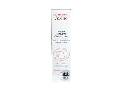 Eau Thermale Avène Cleansing Foam (5.07 fl. oz.).