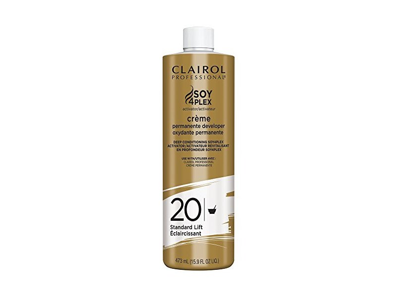 Clairol Professional Premium Creme 20 Volume Developer, 16 Ounce