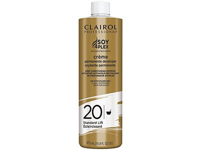 Clairol Professional Premium Creme 20 Volume Developer, 16 Ounce