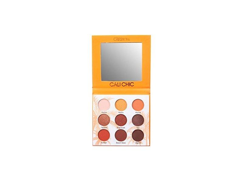 Beauty Creations Cali Chic Eyeshadow Palette, 0.43 oz