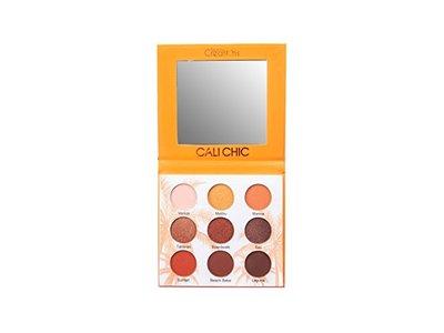 Beauty Creations Cali Chic Eyeshadow Palette, 0.43 oz - Image 1