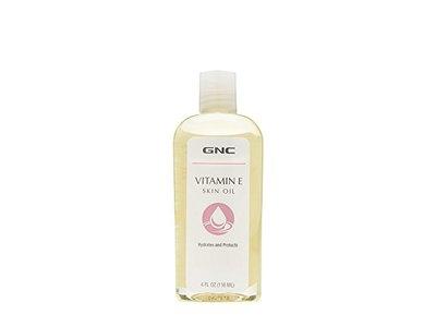 GNC Nourish Skin Vitamin E Skin Oil, 4 oz