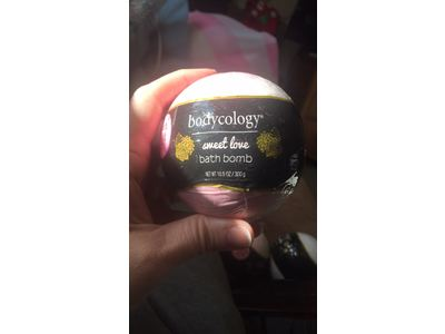 Bodycology Sweet Love Bath Bomb, 10.5 oz