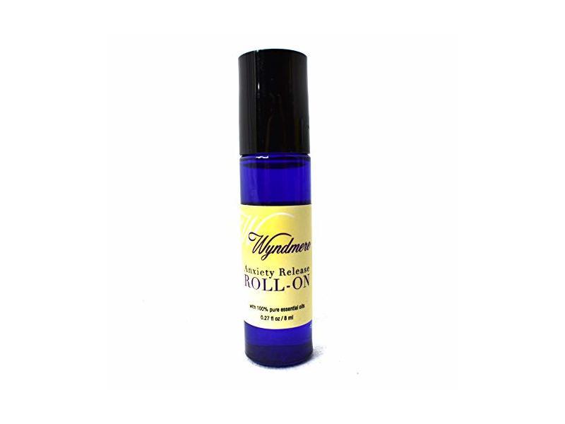Wyndmere Naturals, Roll On Anxiety Release, 0.27 Fl Oz