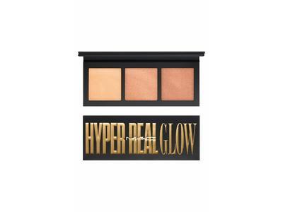 Mac Hyper Real Glow Palette, Get It Glowin, 0.15 oz/4.5 g