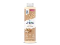 St. Ives Oatmeal & Shea Butter Natural Body Wash, 22 fl oz - Image 2