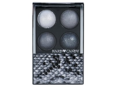 Hard Candy Mod Quad Baked Eye Shadow, 721 Smoke & Mirrors