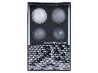 Hard Candy Mod Quad Baked Eye Shadow, 721 Smoke & Mirrors - Image 2