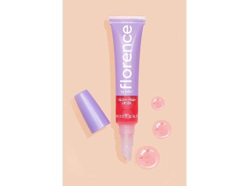 Florence By Mills Glow Yeah Lip Oil, 0.27 fl oz/8 mL