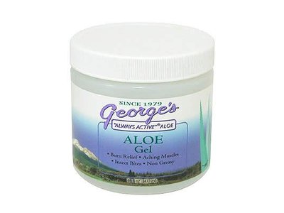 Georges Aloe Gel, 16 Ounce