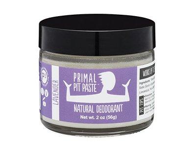 PRIMAL PIT PASTE All Natural Lavender Deodorant | 2 Ounce Jar