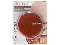 Covergirl Clean Pressed Powder, Creamy Beige (150), 11g - Image 6
