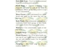Carolina Castile Soap Gentle Unscented Castile Soap - 16 oz - Image 8